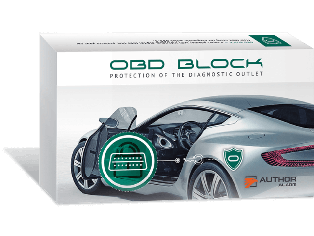 Izmeštanje porta ili OBD Block | author-alarm.rs