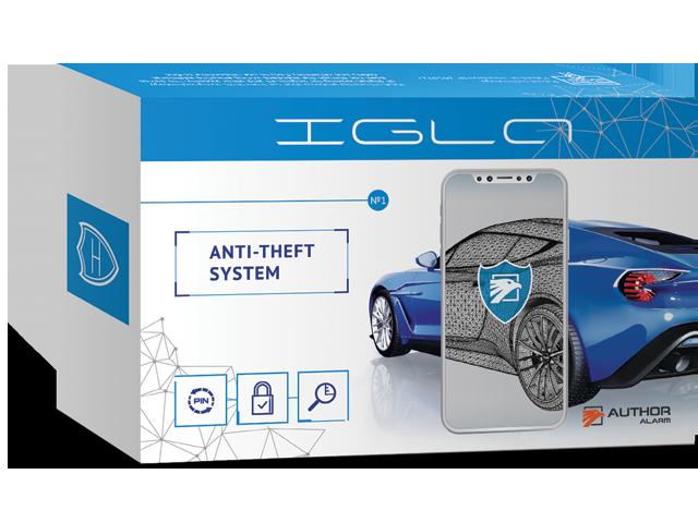 Author Alarm IGLA - elektronski sistem najnovije generacije
